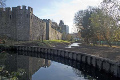 cardiff-castle-moat