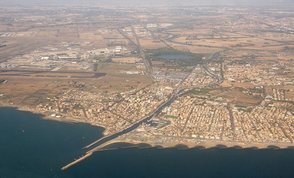 Surveying the Roman Port Network