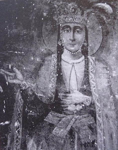 St. Queen Ketevan(Wikimedia Commons)