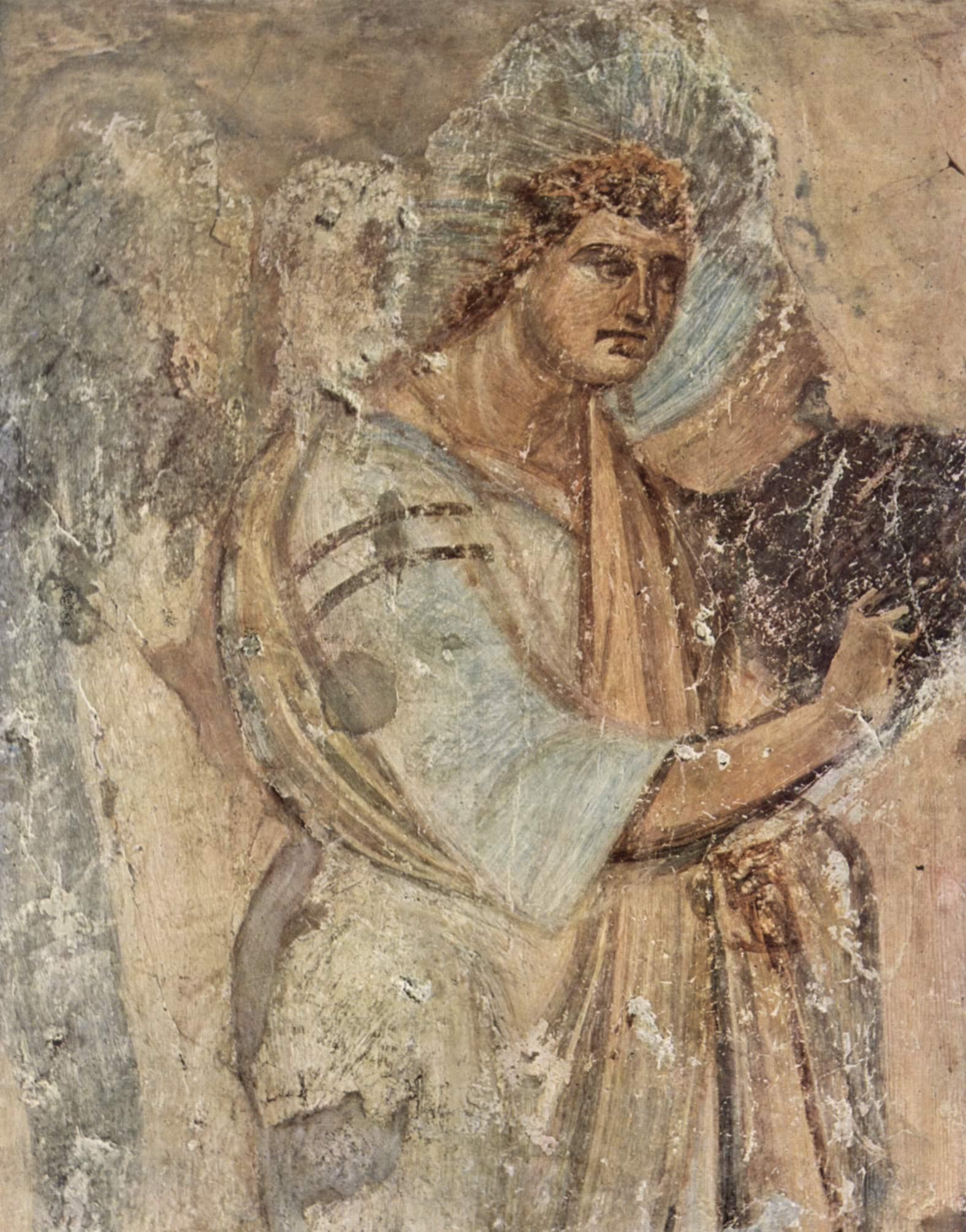 """Medieval """"Sistine Chapel"""" Restored"""