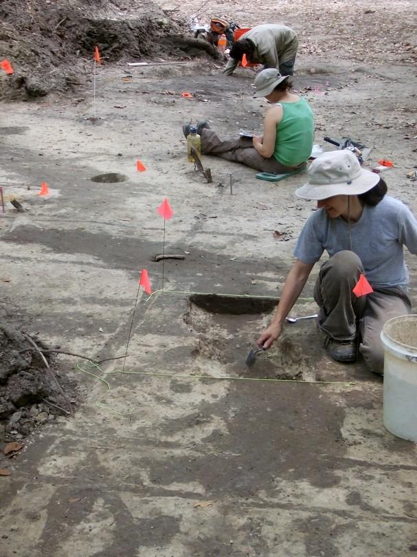 Slave Quarters Excavated in Savannah - Archaeology Magazine