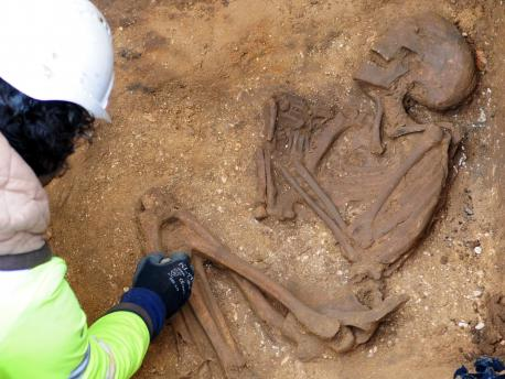 Yorkshire-Skeleton Uncovered