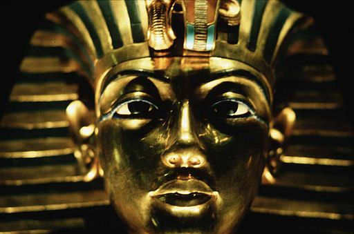 512px-King Tut Ankh Amun Golden Mask