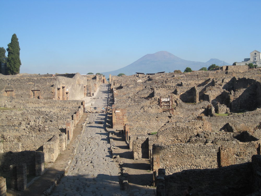 Pompeii-Eating-Establishments