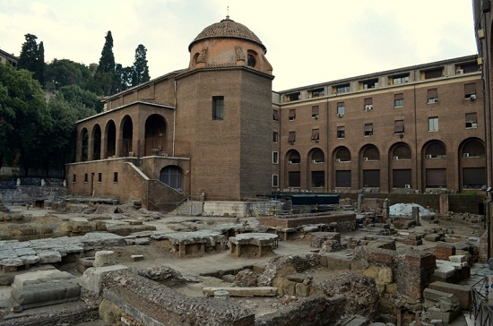 Rome's Oldest Temple