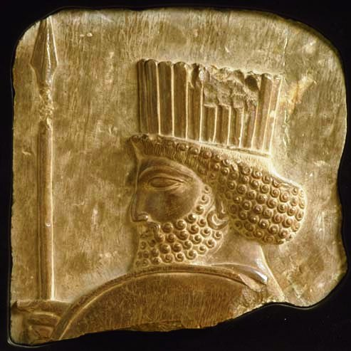 Assyrian Relief Recovered