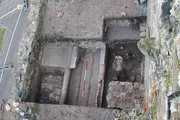 Victorian Tunnels Found in Ireland's Anglo-Norman Castle