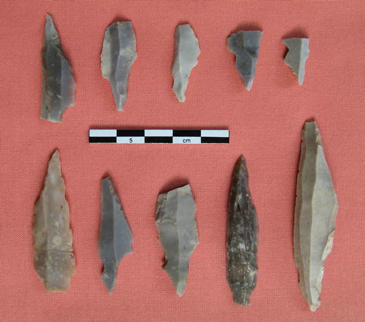 Tools Are Earliest Evidence of Humans in Scotland