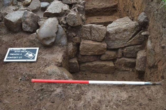 Flodden-Castle-Excavation