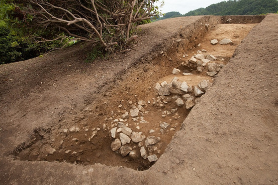 Pyramid-Shaped Tomb Revealed in Japan