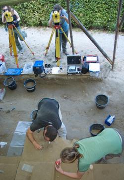 43,500-Year-Old Aurignacian Tools Found at Willendorf
