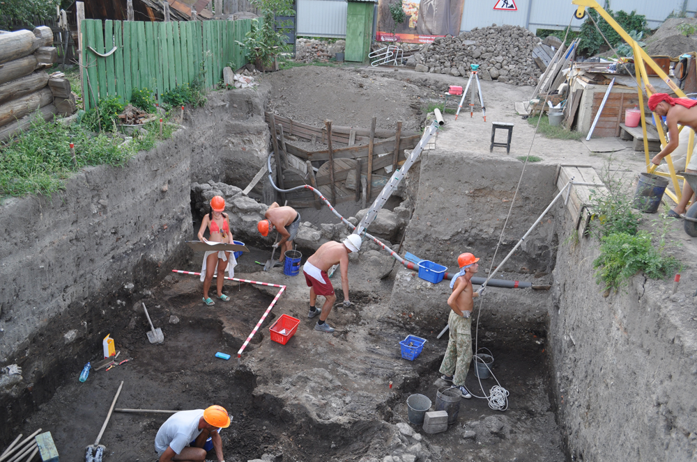 ukek-excavation-russia