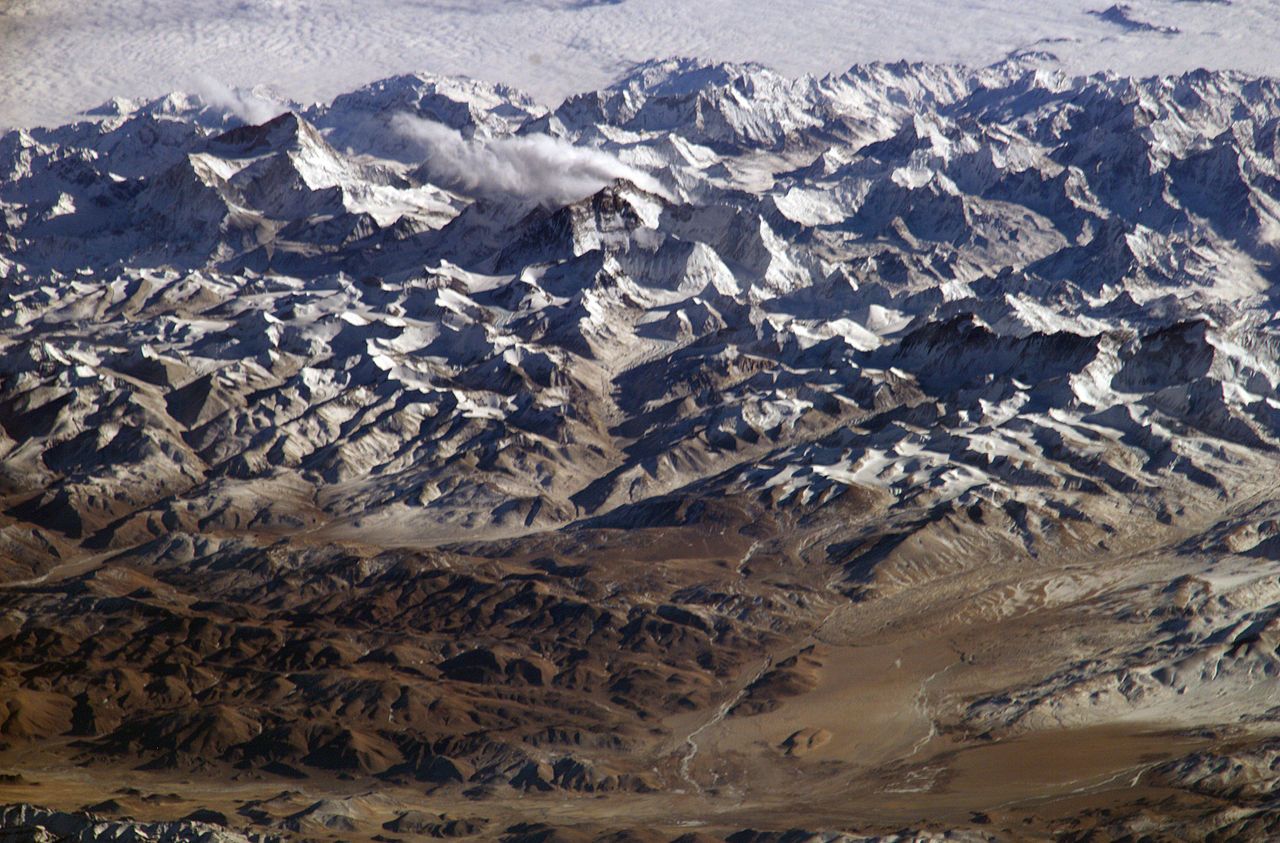Agriculture-Altitude-Tibet