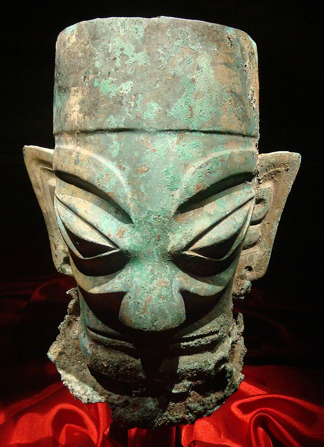 Geologist Speculates On Disappearance Of Sanxingdui