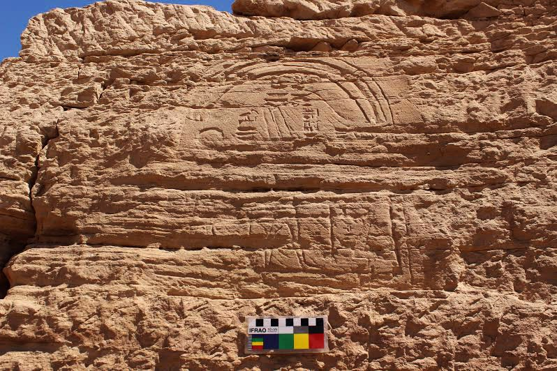 Pharaonic Carving Discovered in Egypt  - Archaeology Magazine