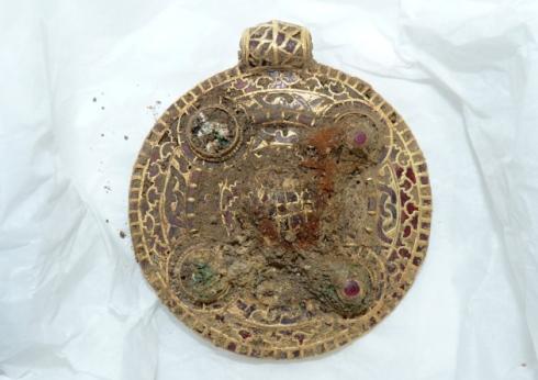 Anglo-Saxon-Pendant