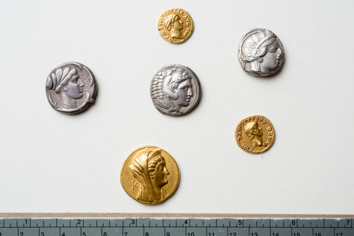 Buffalo-Roman-Greek-Coins