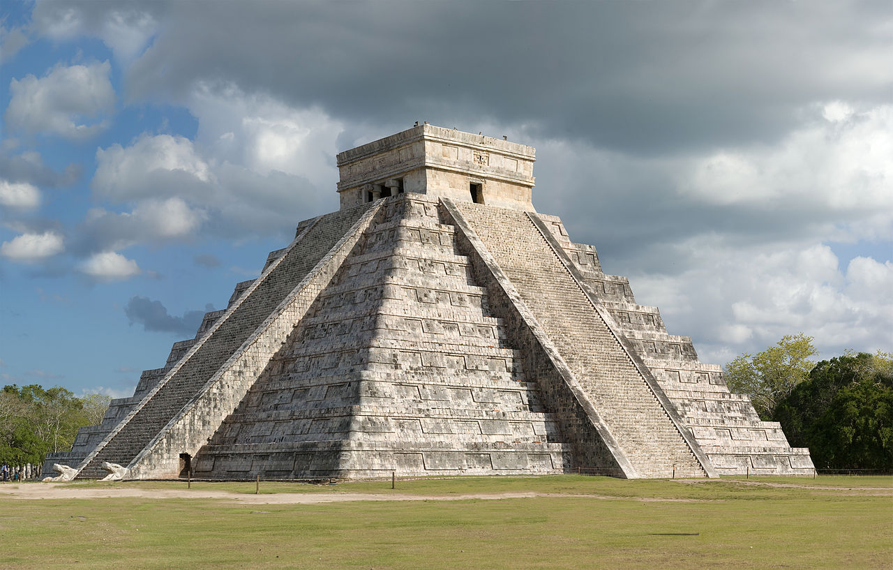 Chichen-Itza-Maya-Drought