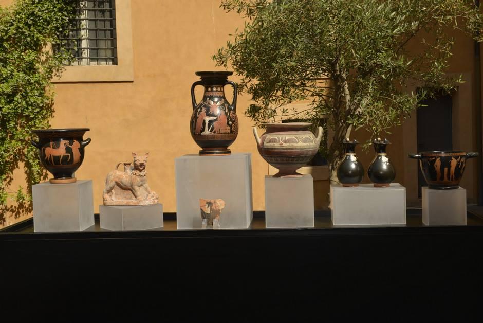 Italy Artifact Repatriation