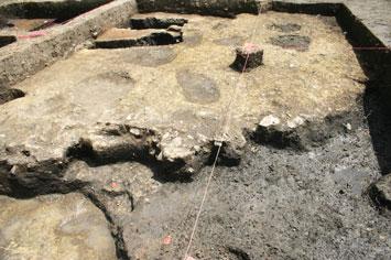 Clay Floor Ohio