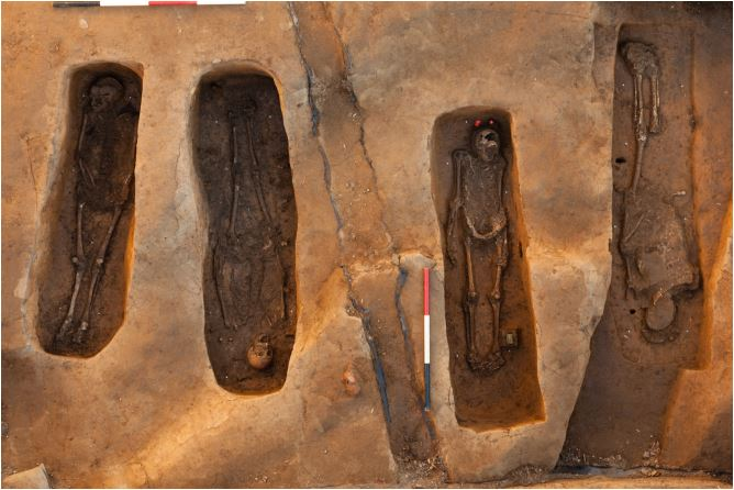 Jamestown burials identified