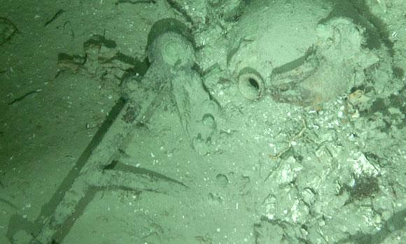 Shipwreck Discovered Off Coast of North Carolina