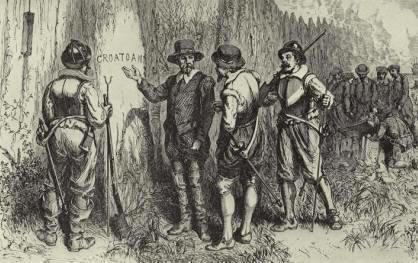 Roanoke lost colony