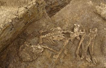Britain bone mummies