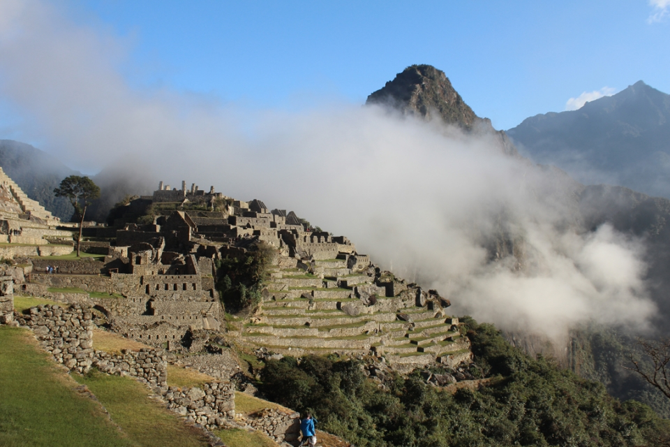 Machu Picchu DNA