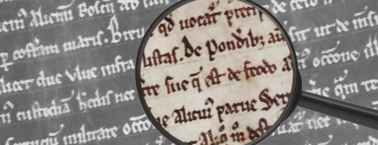 Scribes Magna Carta