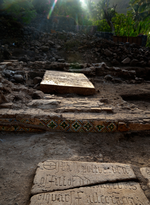 16th-C. Church Unearthed in Slave-Trade Capital