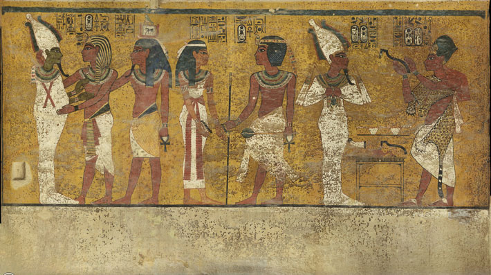 Infrared Thermography Reveals Temperature of Tut's Tomb ...