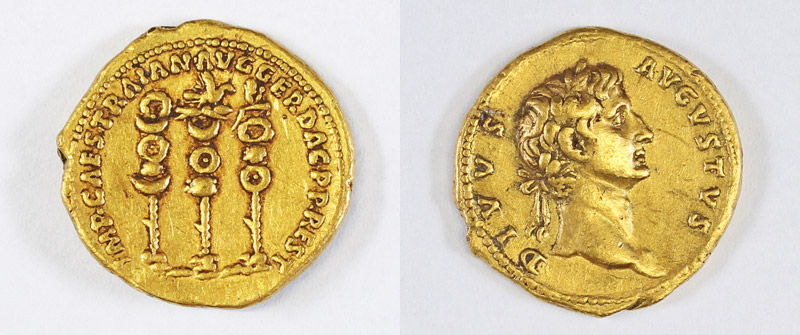 Israel Gold Coin