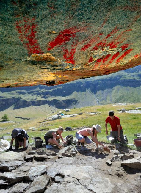 Alpine Rock Art Scanned