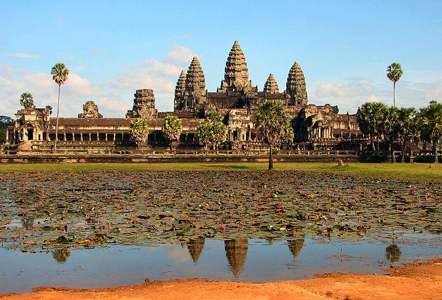 Cambodia Angkor kilns