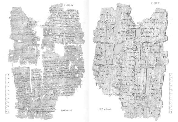 Egypt Papyrus Spells