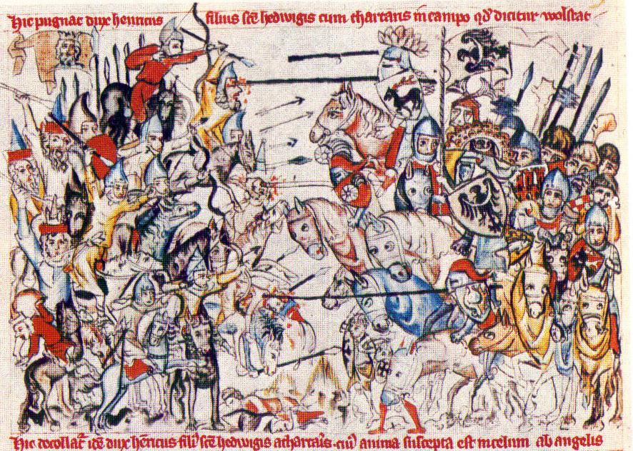 Hungary Mongol climate