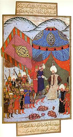 Hungary Suleiman mosque