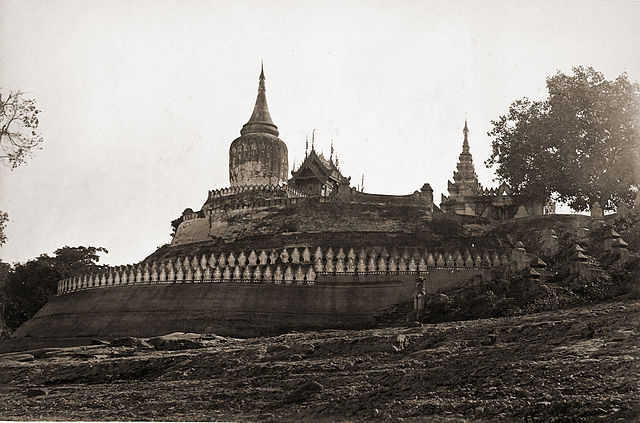 Myanmar Bagan earthquake
