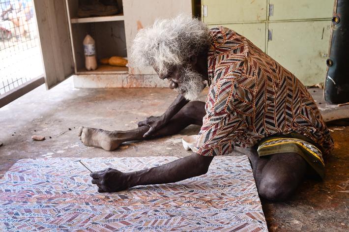 Australian Aboriginal DNA