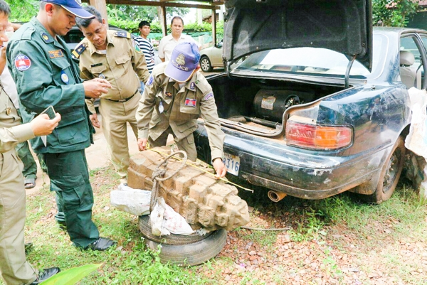 Cambodian Statues Recovered