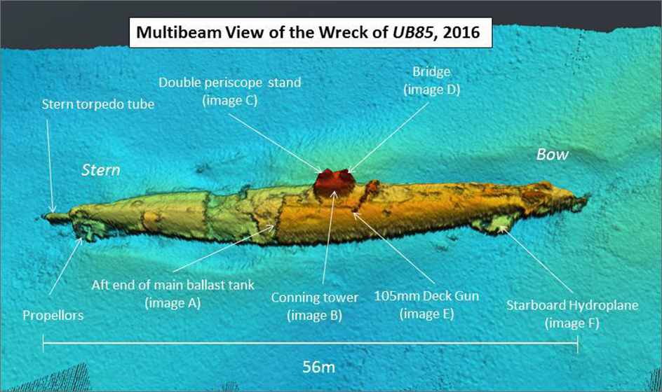Scotland German submarine