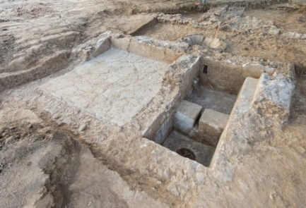 2,100-Year-Old Wine Press Unearthed in Israel