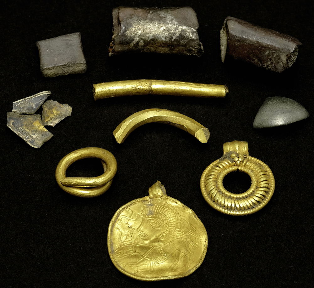 Denmark Odin Treasure