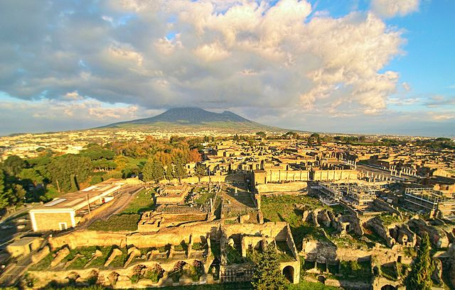 Study Suggests Pompeii's Artifacts Were Well Worn