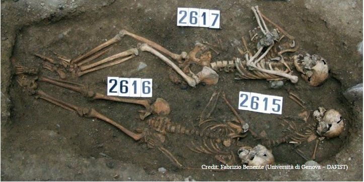 Italy coffin birth