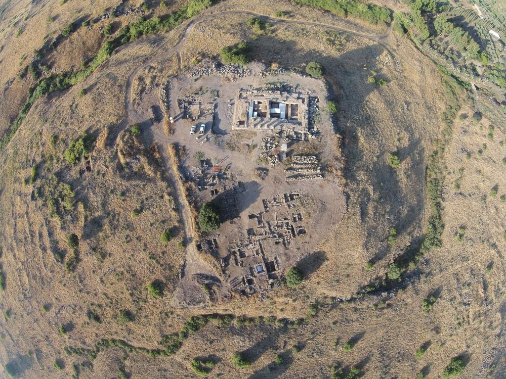 Israel Omrit Roman House
