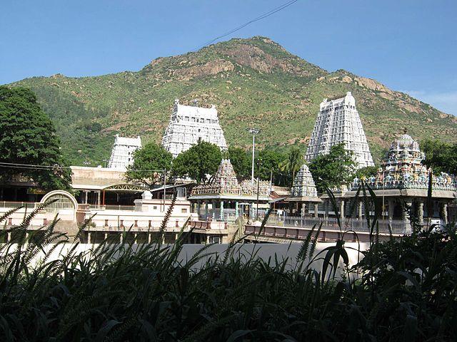 India Arunachaleswarar inscription