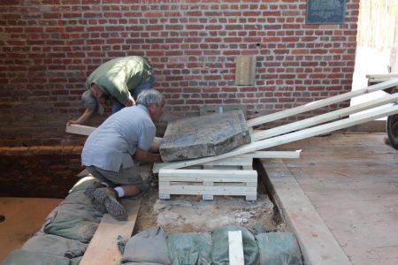 Jamestown Knights Tomb