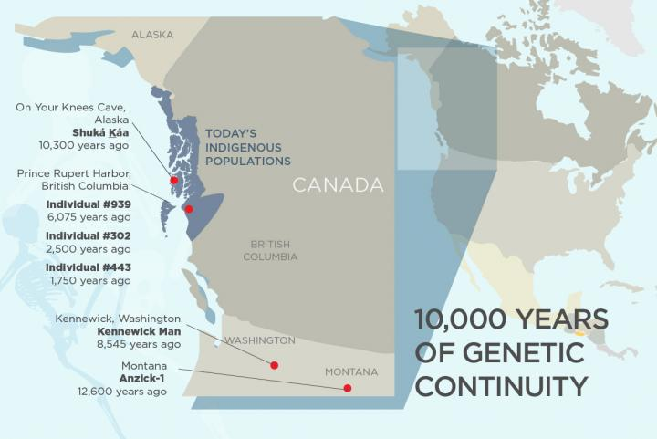 North America DNA